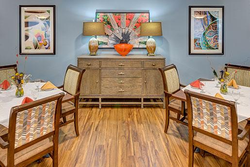 Assisted Living Community | The Delaney at Georgetown Village